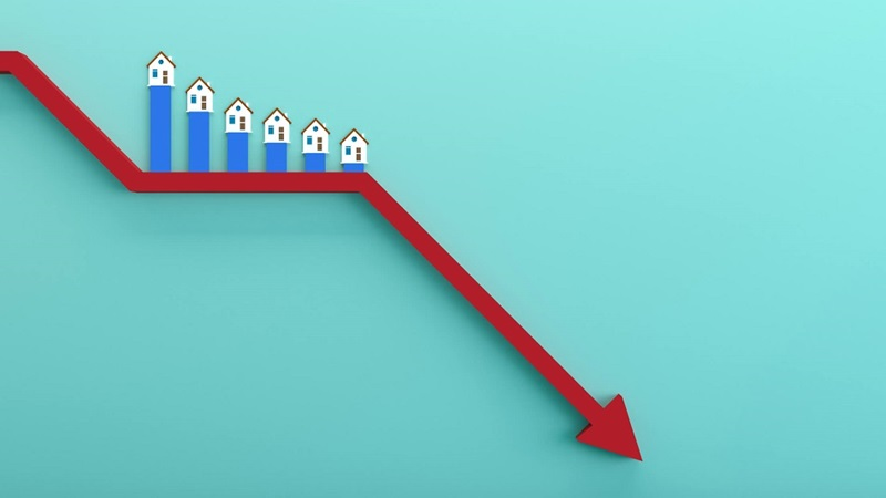 Available homes for sale hit 40-year low